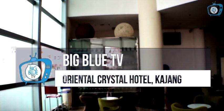 "Chef Azdha Tour ""Oriental Crystal Hotel, Kajang"""